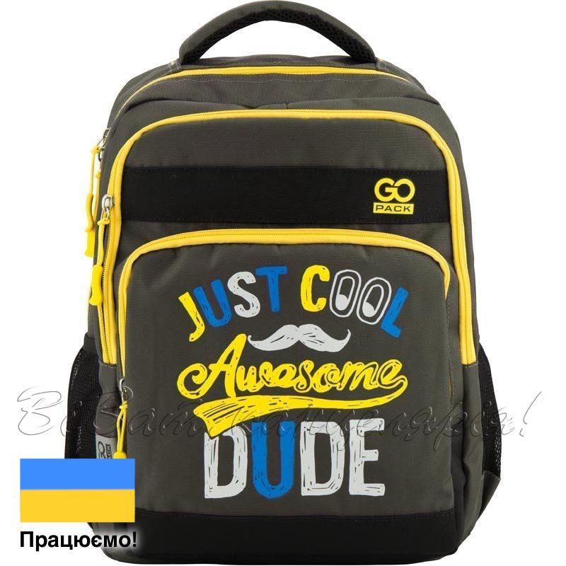 46bf0047fcb8 Рюкзак школьный GoPack 113 GO-1 - купить недорого в Украине - цена ...