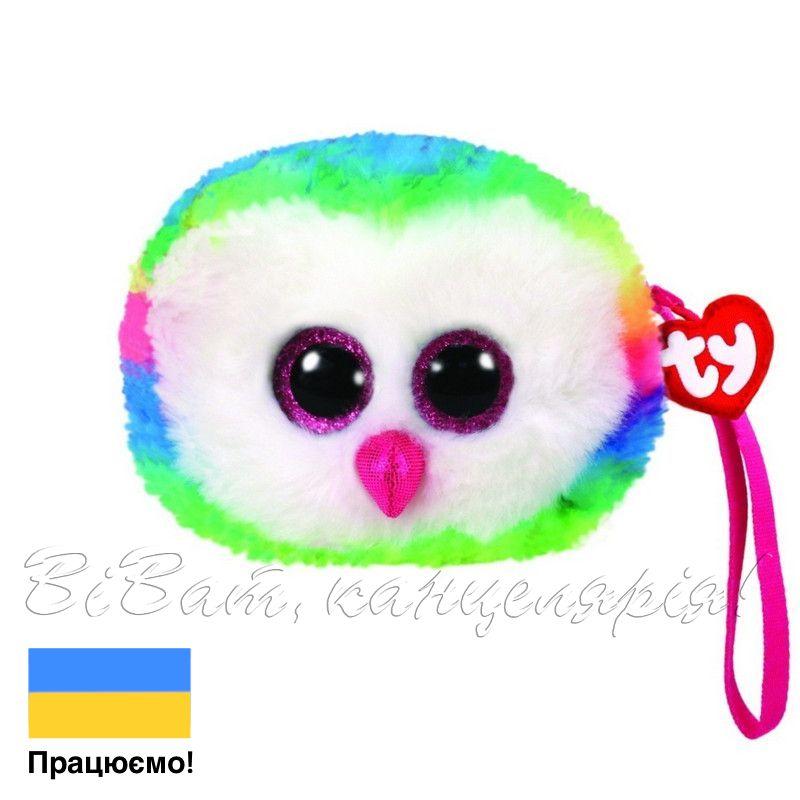 5abda5e6dbd8 Кошелек TY Gear Разноцветная сова Owen - купить недорого в Украине ...