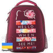 f6c4250f92ef Фото Рюкзак школьный каркасный Kite Education Hello Kitty HK19-531M