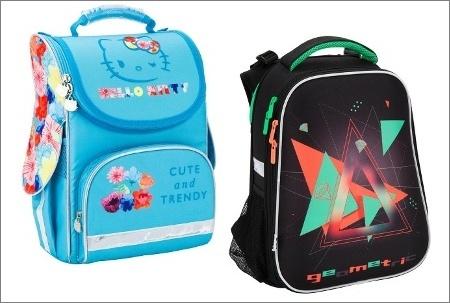 Рюкзаки школьные для первоклассников модель Kite 501