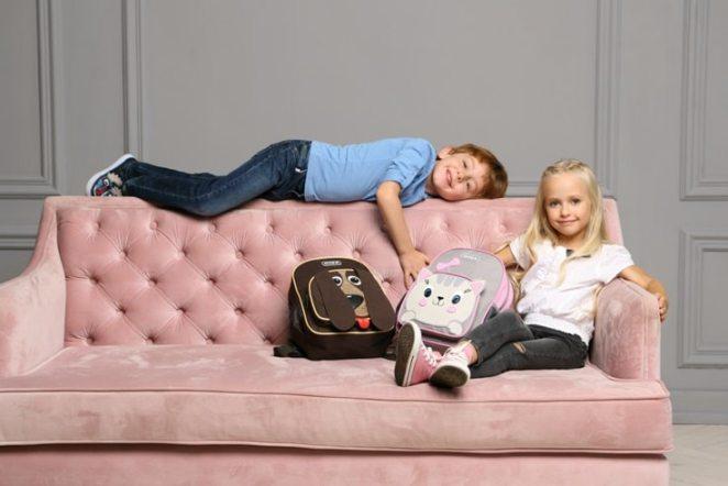 Дети рюкзаки