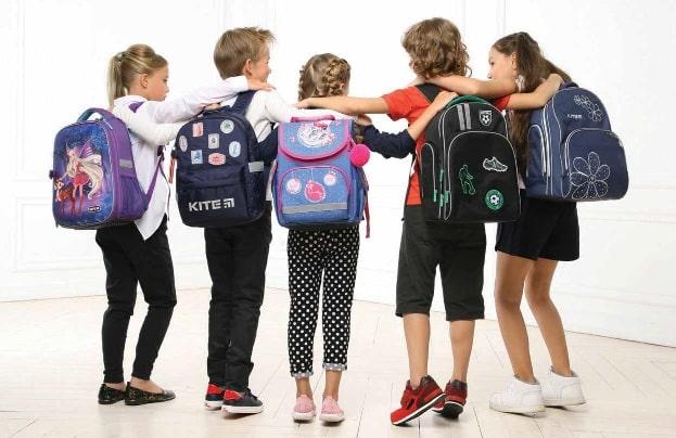 Разнообразные дизайны рюкзаков
